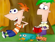Phineas and Ferb Puzzle