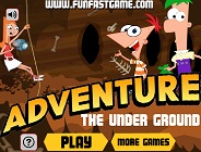 Phineas and Ferb The Underground Adventure