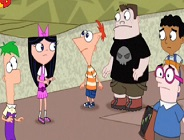 Phineas and Ferb Tiny Nation