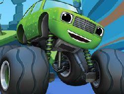 Pickle Monster Truck