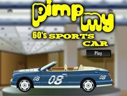 Pimp My 60s Sports Car
