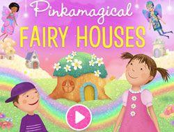 Pinkamagical Fairy Houses