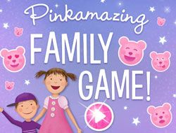 Pinkamazing Family Game