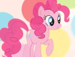 Pinkie Pie Color Puzzle