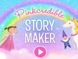 Pinkredible Story Maker