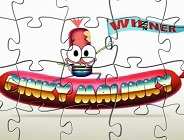 Pinky Malinky Jigsaw Puzzle