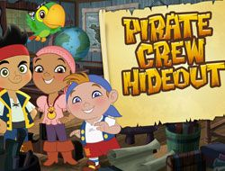 Pirate Crew Hideout