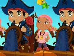 Jake and the Never Land Pirates: Jake's Never Land …