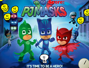 PJ Masks Avoider Game