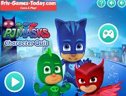 PJ Masks Character Quiz