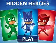 PJ Masks Hidden Heroes