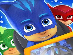 PJ Masks Superhero Racing