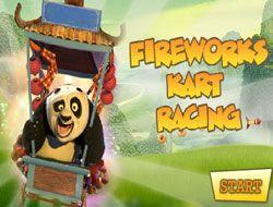 Po Firework Kart Race