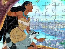 Pocahontas Jigsaw Puzzle