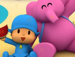 Pocoyo Hidden Numbers