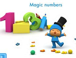 Pocoyo Magic Numbers