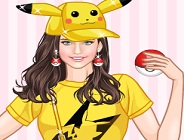 Pokemon Go Dress Up