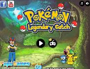 Pokemon Legendary Catch