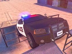 Police Drift & Stunt