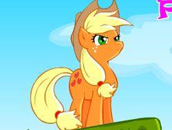 Pony Platforming Project