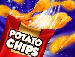 Potato Chips Making