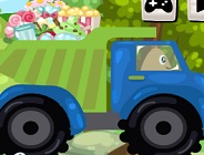 Pou Truck Delivery