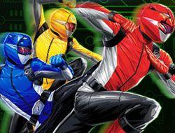 Power Rangers Beast Morphers Defenders of the Grid