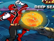 Power Rangers Deep Sea Defense