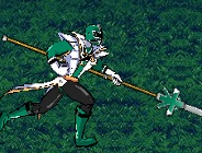 Power Rangers Devil Hunter