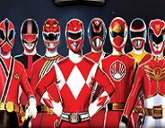Power Rangers Forever Red