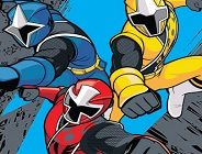 Power Rangers Ninja Steel Flight