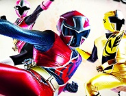Power Rangers Ninja Steel Match Attack