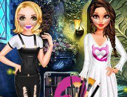 Princess Bad Girls Makeover