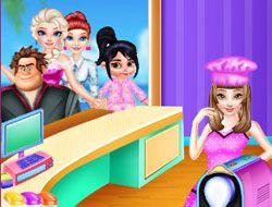 Princess Belle Cooking Dash