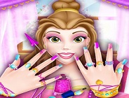 Princess Belle Nails Salon
