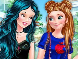 Princess Best Friends Day