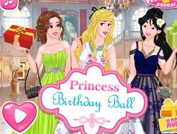 Princess Birthday Ball