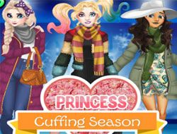 Princess Cuffing Season