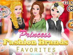 Princess Fashion Brands Favorite