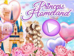 Princess Homeland
