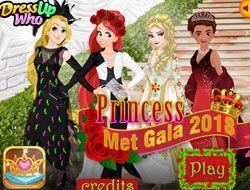 Princess Met Gala 2018