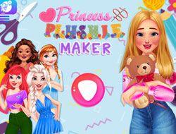 Princess Plushie Maker