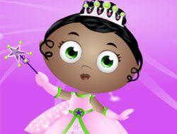 Princess Prestos Spectacular Spelling Day