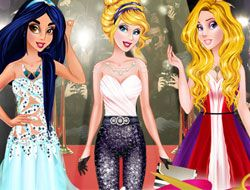 Princess Red Carpet Collection