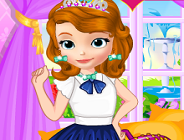 Princess Sofia School Fashion
