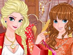 Princess Spring Shopping