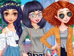 Princesses College Reunion