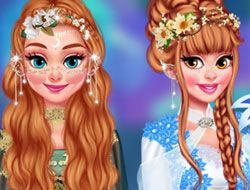 Princesses Enchanted Forest Ball