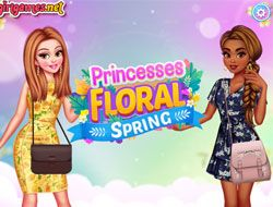 Princesses Floral Spring