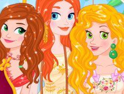 Princesses in Wonderland